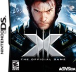 Hra pre Nintendo DS X-Men: The Official Game
