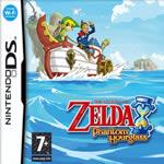 Hra pre Nintendo DS The Legend of Zelda: Phantom Hourglass