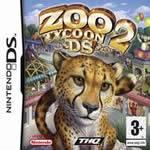 Hra pre Nintendo DS Zoo Tycoon 2