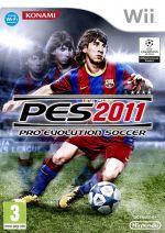 Hra pre Nintendo Wii Pro Evolution Soccer 2011