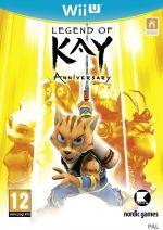 Hra pre Nintendo WiiU Legend of Kay Anniversary