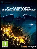 Hra pre PC Planetary Annihilation