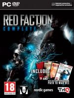 Hra pre PC Red Faction (Complete Collection)