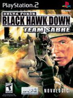 Hra pre Playstation 2 Delta Force: Black Hawk Dawn - Team Sabre