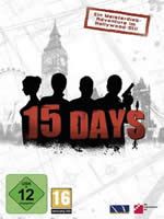 Hra pre PC 15 Days: Na hranici zločinu