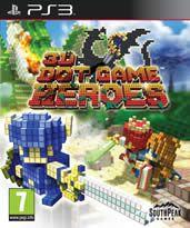 Hra pre Playstation 3 3D Dot Game Heroes