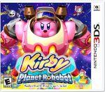 hra pre Nintendo 3DS Kirby: Planet Robobot