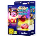 hra pre Nintendo 3DS Kirby: Planet Robobot + Amiibo figúrka