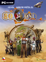 Hra pre PC Cesta kolem světa za 80 dní (ABC edícia)
