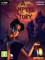 Hra pre PC A Vampyre Story CZ