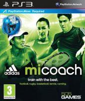 Hra pre Playstation 3 Adidas miCoach: The Basics