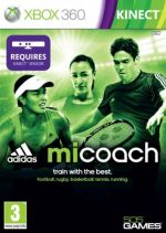 Hra pre Xbox 360 Adidas miCoach: The Basics