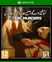 hra pre Xbox One Agatha Christie: The ABC Murders