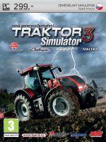 Hra pre PC TRAKTOR Simulátor 3 (Agricultural Simulator 2012)