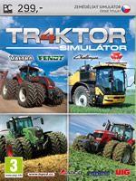 Hra pre PC TRAKTOR Simulátor 4 (Agricultural Simulator 2013)