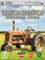 Hra pre PC Traktor Simul�tor: Historick� stroje