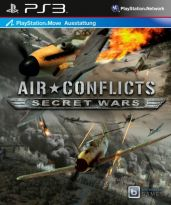 Hra pre Playstation 3 Air Conflicts: Secret Wars