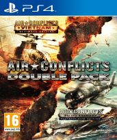 hra pro Playstation 4 Air Conflicts (Double Pack)