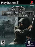 Hra pre Playstation 2 Airborne Troops: Countdown to D-Day