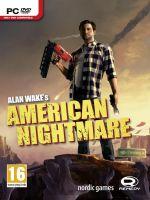Hra pre PC Alan Wake: American Nightmare