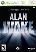 Hra pre Xbox 360 Alan Wake (DE obal, EN verze)