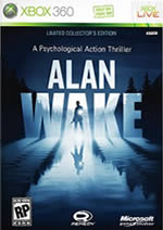 Hra pre Xbox 360 Alan Wake (Limited Edition)