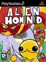 Hra pre Playstation 2 Alien Hominid