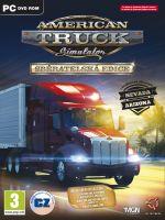 Hra pre PC American Truck Simulator CZ (Zberateľská edícia)