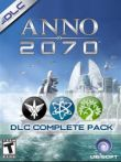 Anno 2070 CZ (DLC 1-3)