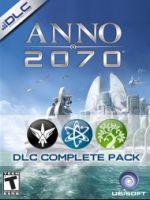 Hra pre PC ANNO 2070 CZ (DLC 1-3)
