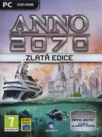 Hra pre PC ANNO 2070 CZ GOLD
