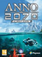 Hra pro PC Anno 2070: Hluboký oceán (Datadisk)