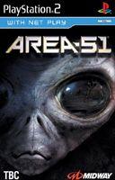 Hra pre Playstation 2 Area 51