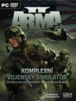 Hra pre PC ArmA II CZ