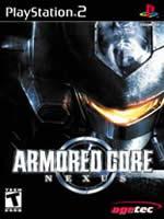 Hra pre Playstation 2 Armored Core: Nexus