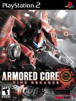Hra pre Playstation 2 Armored Core: Nine Breaker