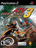 Hra pre Playstation 2 ATV Offroad Fury 3