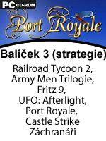 Hra pre PC Balíček PC hier 3 (stratégie)