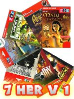 Hra pre PC Balíček 7 hier v 1 dupl dupl