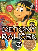 Hra pre PC Balíček detských PC hier 3 (Impérium Aztékov, Galaktická Bláznovstvá, Tajomná Príhoda)