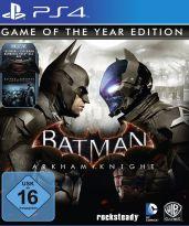hra pro Playstation 4 Batman: Arkham Knight (GOTY)
