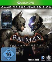 hra pre Xbox One Batman: Arkham Knight (GOTY)