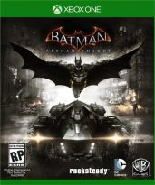 hra pre Xbox One Batman: Arkham Knight