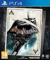 hra pre Playstation 4 Batman: Return To Arkham