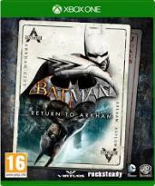 hra pro Xbox One Batman: Return To Arkham