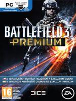 Hra pre PC Battlefield 3 PREMIUM (5xDLC)