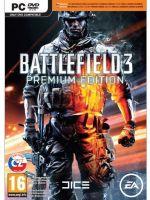 Hra pro PC Battlefield 3 (Premium Edition - hra + 5DLC)