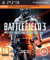 Hra pro Playstation 3 Battlefield 3 (Premium Edition - hra + 5DLC)