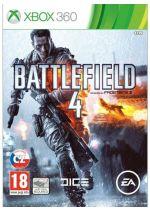Hra pre Xbox 360 Battlefield 4 EN