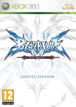 Hra pre Xbox 360 BlazBlue: Calamity Trigger (Limited Edition)
